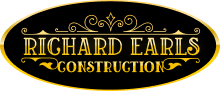 Richard Earls Construction logo